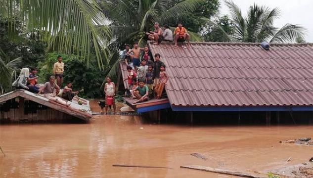 Laos vatnbyrging