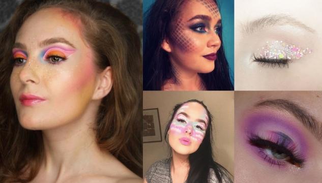 Instagram makeup røddin
