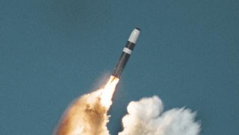 Atom rakett