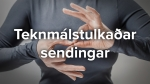 teknmal_sendingamynd