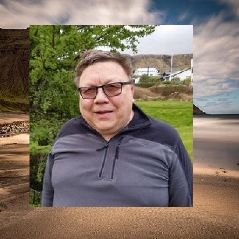 GESTASTOVAN: 'Góða lívið fæst bara í felagsskapi'